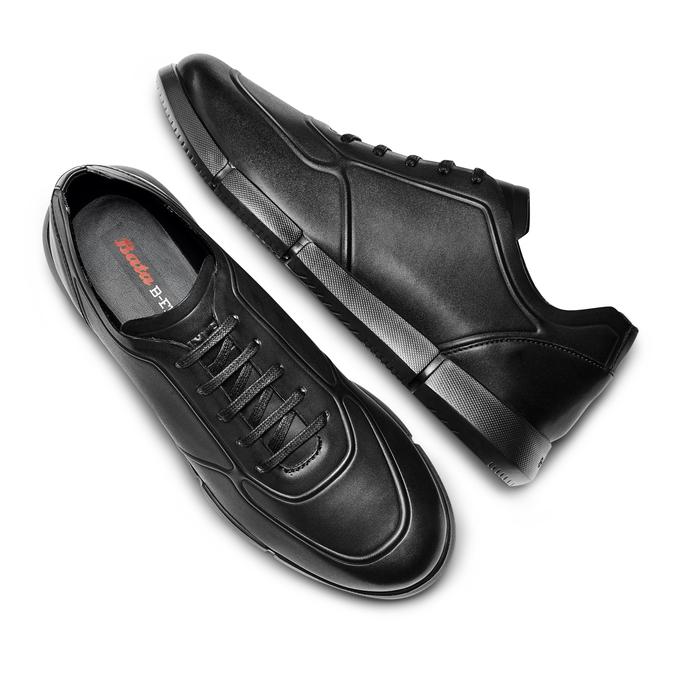 BATA B FLEX Chaussures Homme bata-b-flex, Noir, 841-6568 - 26