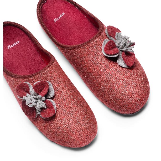 Women's shoes bata, Rouge, 579-5514 - 26