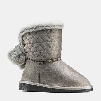 MINI B Chaussures Enfant mini-b, Gris, 299-2181 - 13