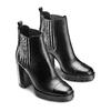 BATA Chaussures Femme bata, Noir, 794-6506 - 16