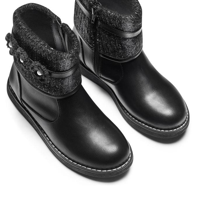 MINI B Chaussures Enfant mini-b, Noir, 391-6148 - 17