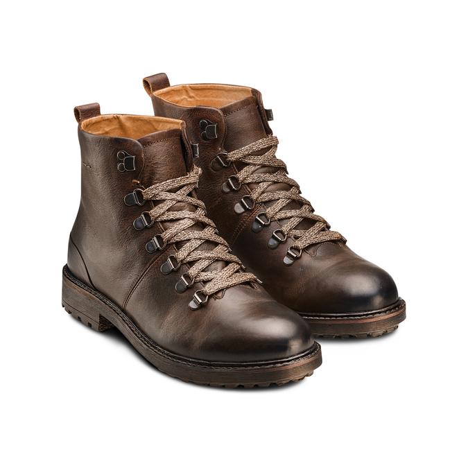 BATA Chaussures Homme bata, Brun, 894-4324 - 16