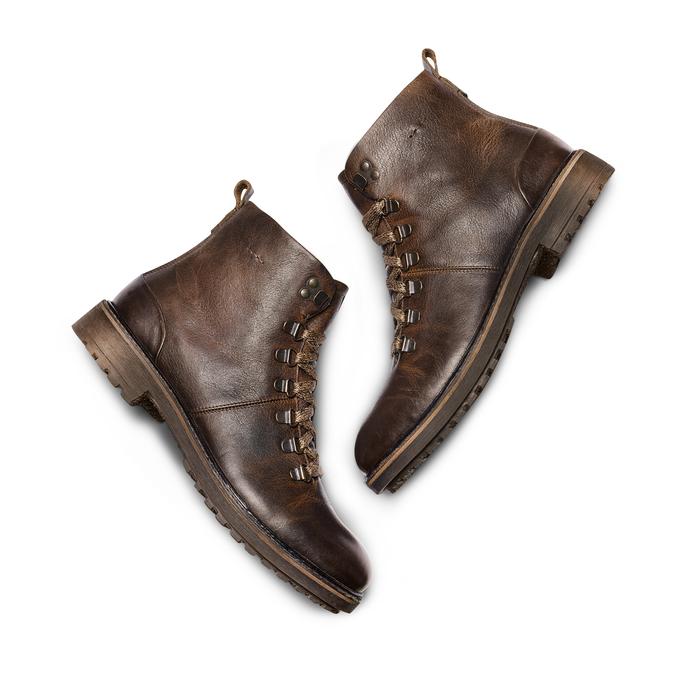 BATA Chaussures Homme bata, Brun, 894-4324 - 26