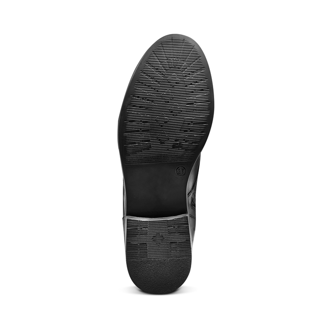 Women's shoes bata, Noir, 594-6930 - 19