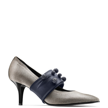 BATA B FLEX Chaussures Femme bata-b-flex, Gris, 729-2184 - 13
