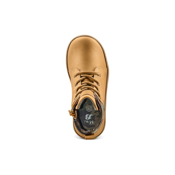 MINI B Chaussures Enfant mini-b, Jaune, 291-8185 - 17