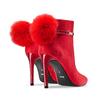 Women's shoes bata, Rouge, 799-5438 - 26