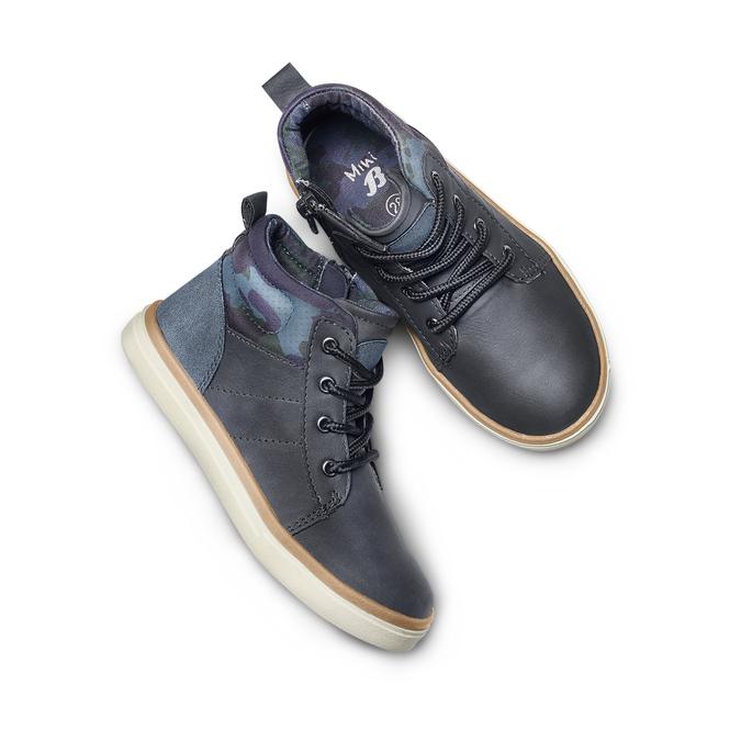 MINI B Chaussures Enfant mini-b, Bleu, 291-9185 - 26