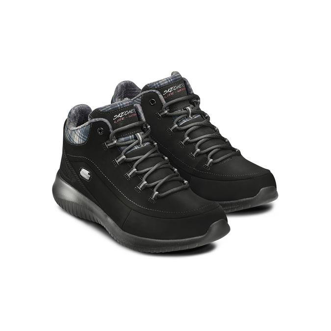 Chaussures Femme skechers, Noir, 501-6133 - 16