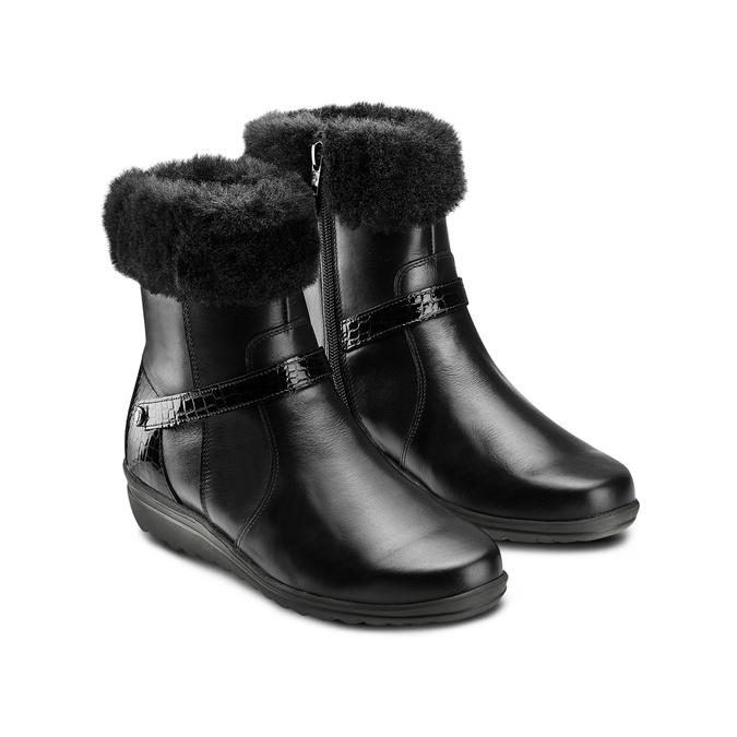 COMFIT Chaussures Femme comfit, Noir, 694-6316 - 16