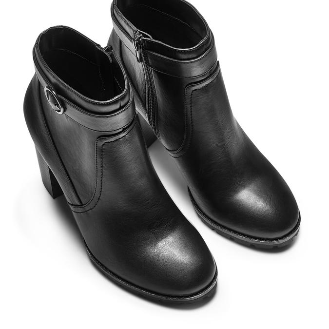 Women's shoes bata-rl, Noir, 791-6383 - 17