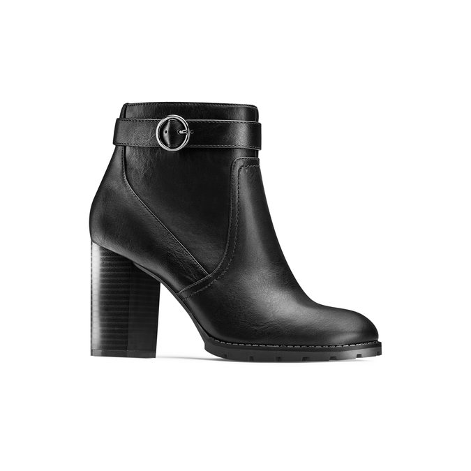 Women's shoes bata-rl, Noir, 791-6383 - 13