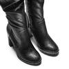 Women's shoes bata-rl, Noir, 791-6389 - 17