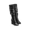 Women's shoes bata-rl, Noir, 791-6389 - 16