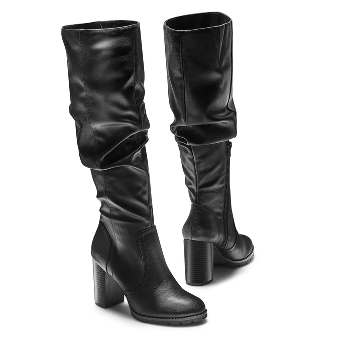 BATA RL Chaussures Femme bata-rl, Noir, 791-6389 - 26