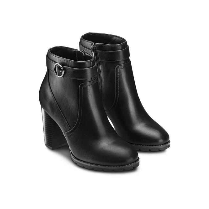 BATA RL Chaussures Femme bata-rl, Noir, 791-6383 - 16