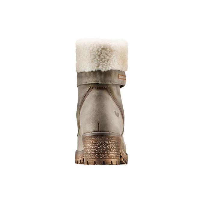 WEINBRENNER Chaussures Femme weinbrenner, Beige, 696-2207 - 15