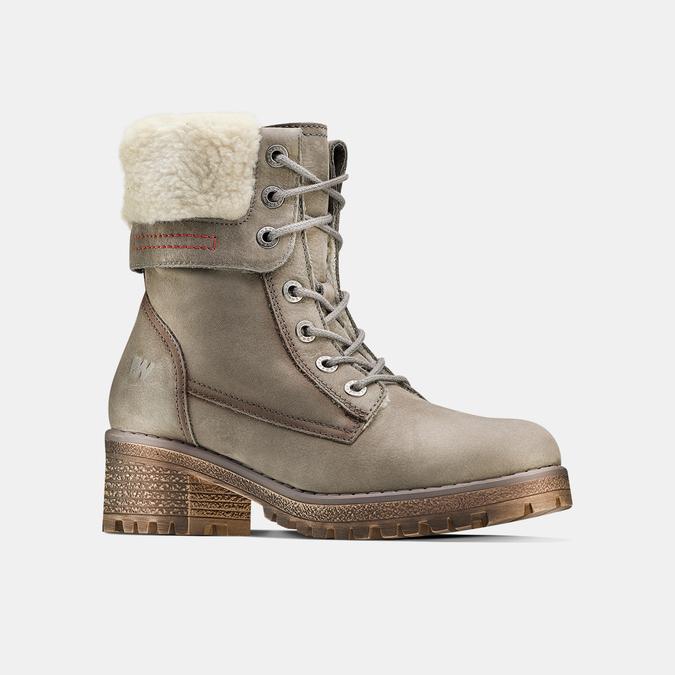 WEINBRENNER Chaussures Femme weinbrenner, Beige, 696-2207 - 13