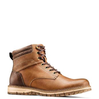 Men's shoes bata-rl, Brun, 891-3407 - 13