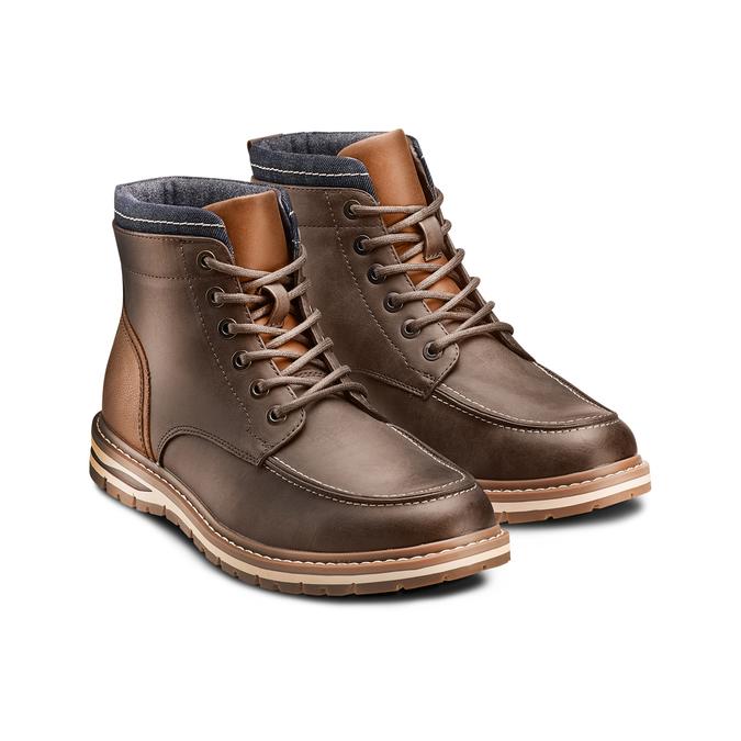 BATA RL Chaussures Homme bata-rl, Brun, 891-4409 - 16