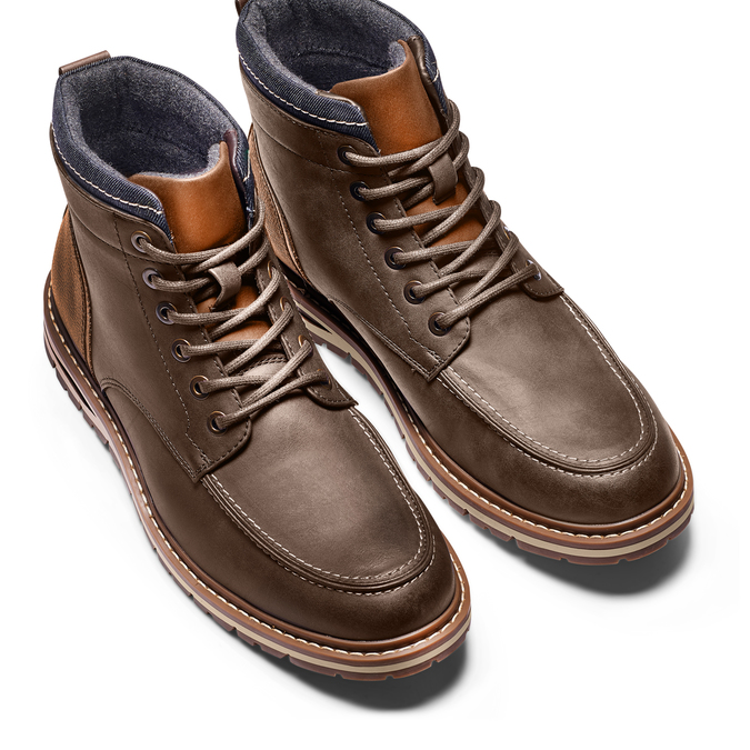 BATA RL Chaussures Homme bata-rl, Brun, 891-4409 - 17