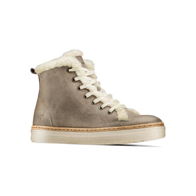 Women's shoes weinbrenner, Gris, 596-2971 - 13