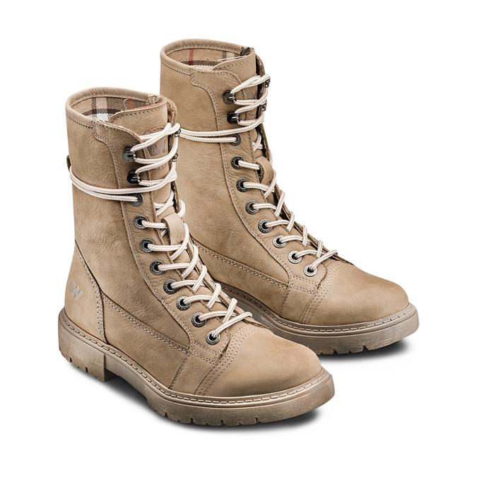 WEINBRENNER Chaussures Femme weinbrenner, Brun, 696-3131 - 16