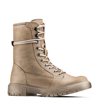 Women's shoes weinbrenner, Brun, 696-3131 - 13