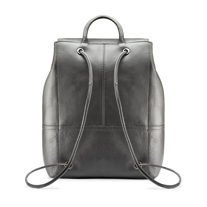 Backpack bata, Gris, 964-2263 - 26