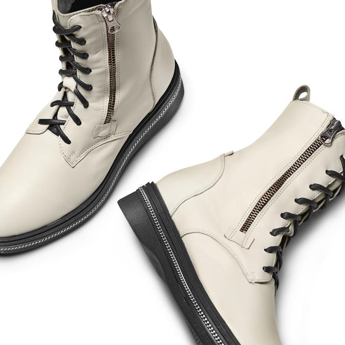 BATA Chaussures Femme bata, Blanc, 594-1717 - 26