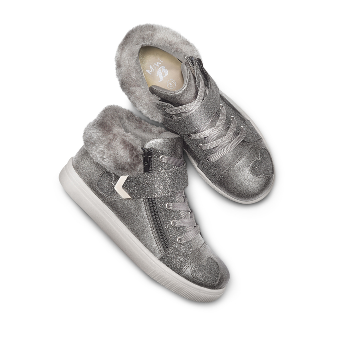 MINI B Chaussures Enfant mini-b, Gris, 321-2400 - 26