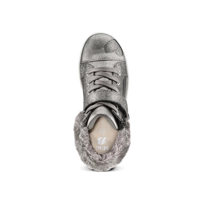 MINI B Chaussures Enfant mini-b, Gris, 321-2400 - 17