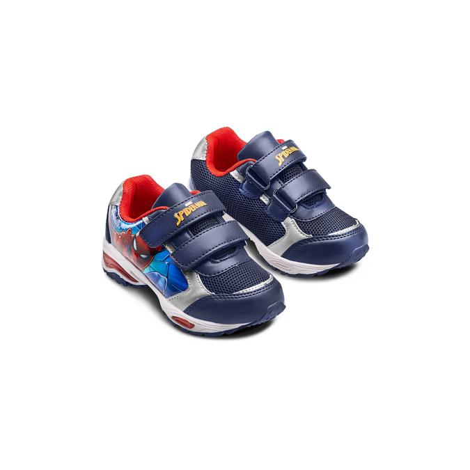 SPIDERMAN Chaussures Enfant spiderman, Bleu, 211-9216 - 16