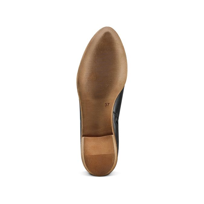 BATA Chaussures Femme bata, Noir, 594-6843 - 19