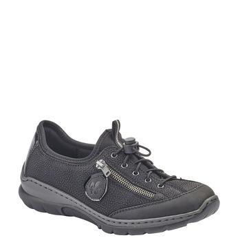 RIEKER Chaussures Femme rieker, Noir, 541-6349 - 13