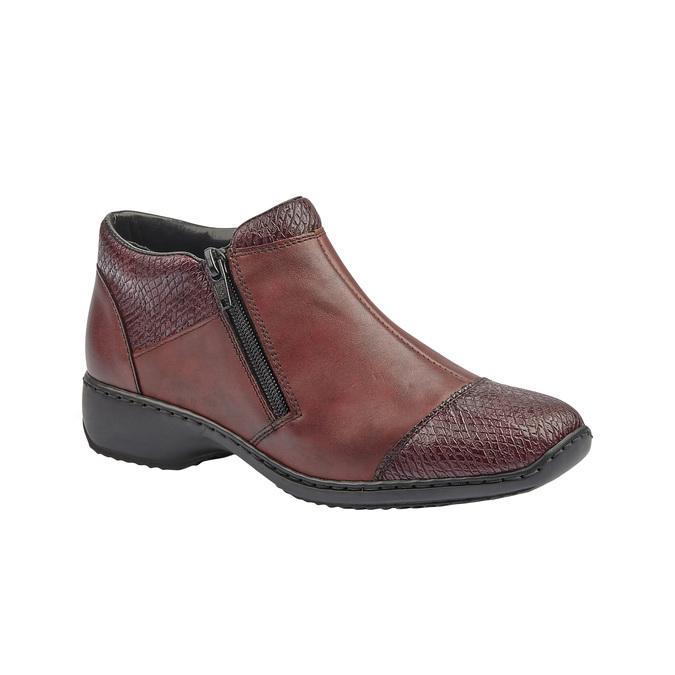 RIEKER Chaussures Femme rieker, Rouge, 594-5318 - 13