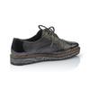 RIEKER Chaussures Femme rieker, Noir, 521-6129 - 15