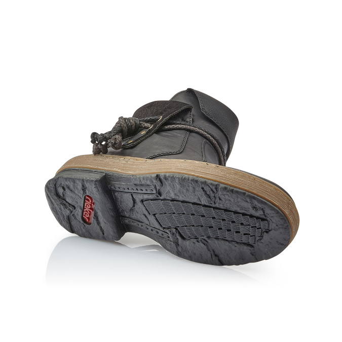 RIEKER Chaussures Femme rieker, Noir, 594-6242 - 17