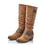 RIEKER Chaussures Femme rieker, Brun, 591-4435 - 26