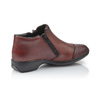 RIEKER Chaussures Femme rieker, Rouge, 594-5318 - 15