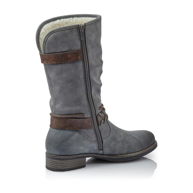 RIEKER Chaussures Femme rieker, Gris, 591-2383 - 15