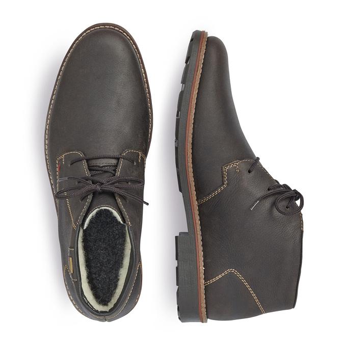 RIEKER Chaussures Homme rieker, Gris, 894-2766 - 16