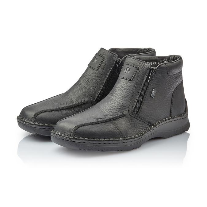 RIEKER Chaussures Homme rieker, Noir, 894-6765 - 26