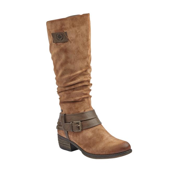 RIEKER Chaussures Femme rieker, Brun, 591-4435 - 13