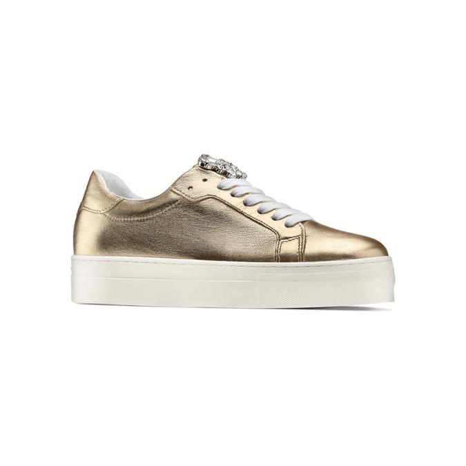 BATA Chaussures Femme bata, Or, 544-8442 - 13