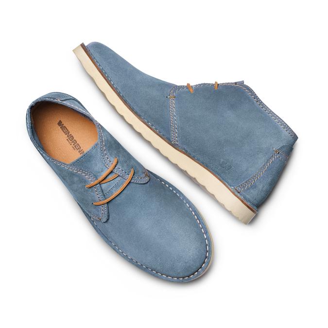WEINBRENNER Chaussures Homme weinbrenner, Bleu, 823-9531 - 26