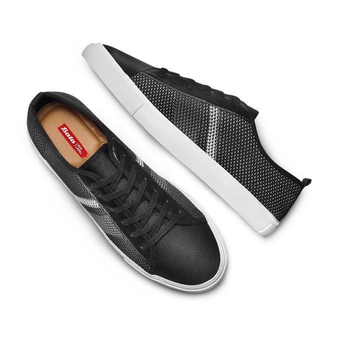 BATA RL Chaussures Homme bata-rl, Noir, 849-6570 - 26