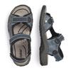 RIEKER Chaussures Homme rieker, Bleu, 861-9199 - 16
