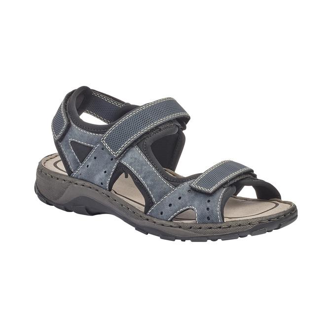 RIEKER Chaussures Homme rieker, Bleu, 861-9199 - 13