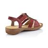 RIEKER Chaussures Femme rieker, Rouge, 661-5194 - 15